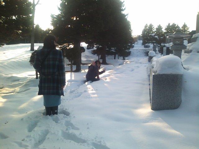 墓参り(^o^)_b0127002_1544325.jpg