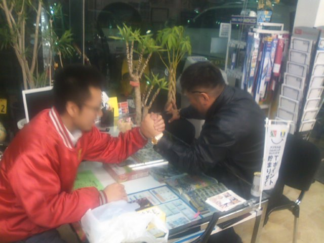 トミーランクル札幌店_b0127002_17233723.jpg
