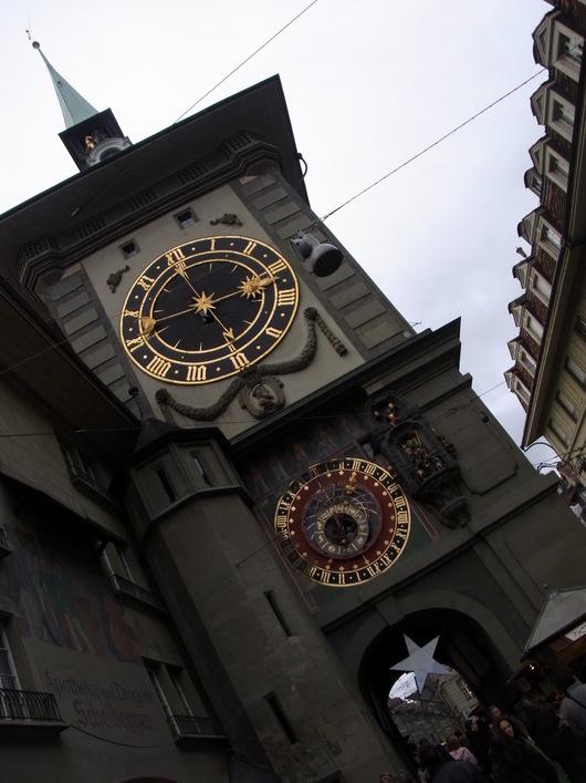 スイス旅行 ☆ BERN ベルン_b0246303_1214996.jpg