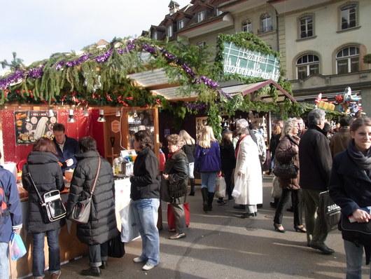スイス旅行 ☆ BERN ベルン_b0246303_1583997.jpg