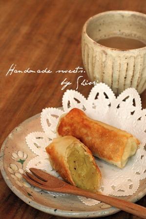 Sweet potato de HAUMAKI*_a0169912_17361376.jpg