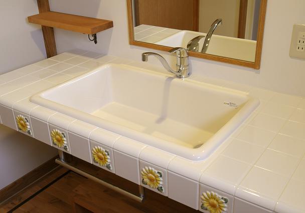 設計事務所の家づくり 『オリジナル洗面台』_b0146238_16132550.jpg