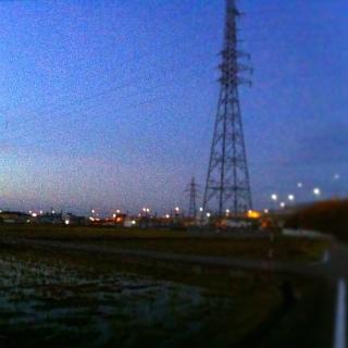 朝のランニング_a0210340_186887.jpg