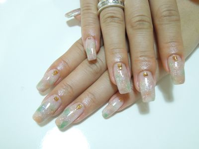 Marble Nail_a0239065_17241140.jpg