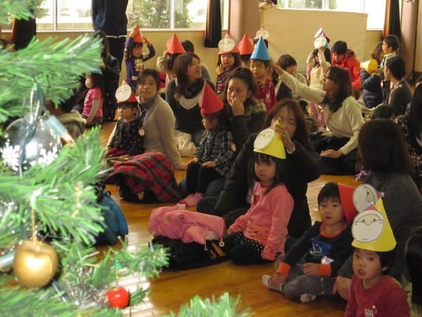 めだかの教室 クリスマス会_b0233868_1455725.jpg