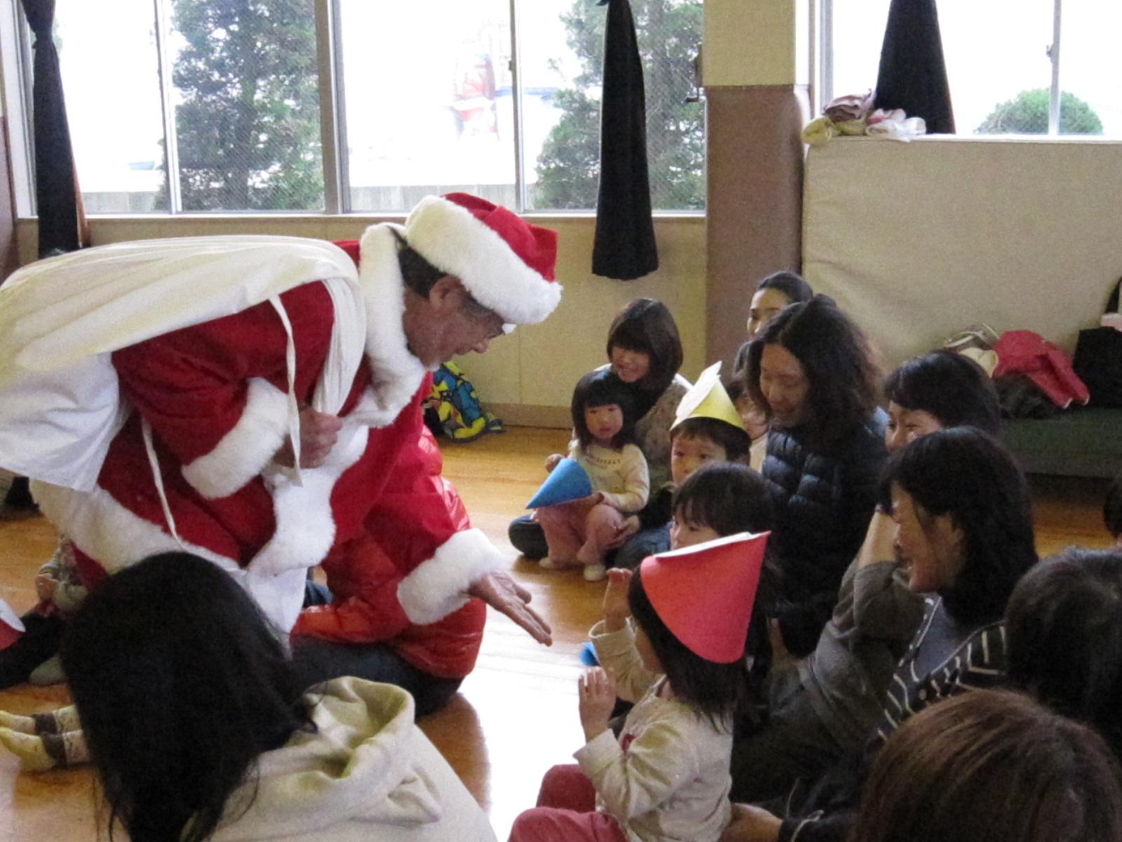めだかの教室 クリスマス会_b0233868_15424943.jpg