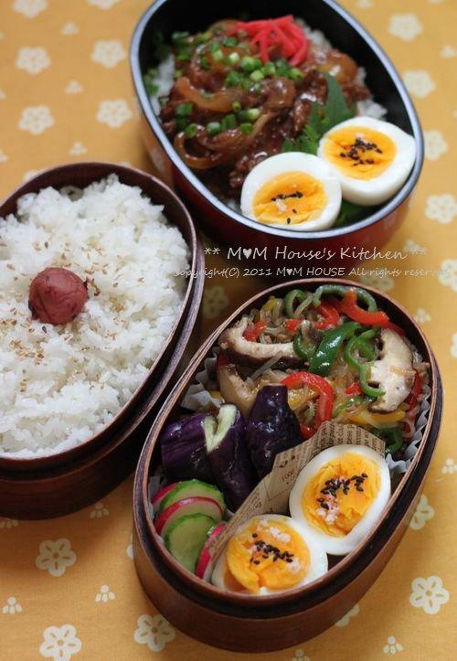 こんにゃくチャプチェ弁当 ☆晩ご飯は、大根と鶏肉のこってり煮♪_c0139375_12104292.jpg
