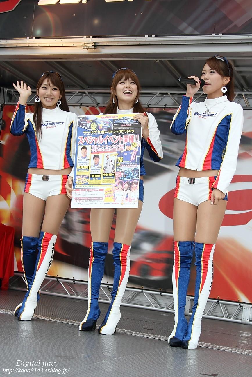 佐野真彩 さん(WedsSport Racing Gals)_c0216181_22591348.jpg