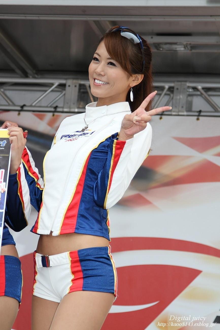 佐野真彩 さん(WedsSport Racing Gals)_c0216181_22591967.jpg