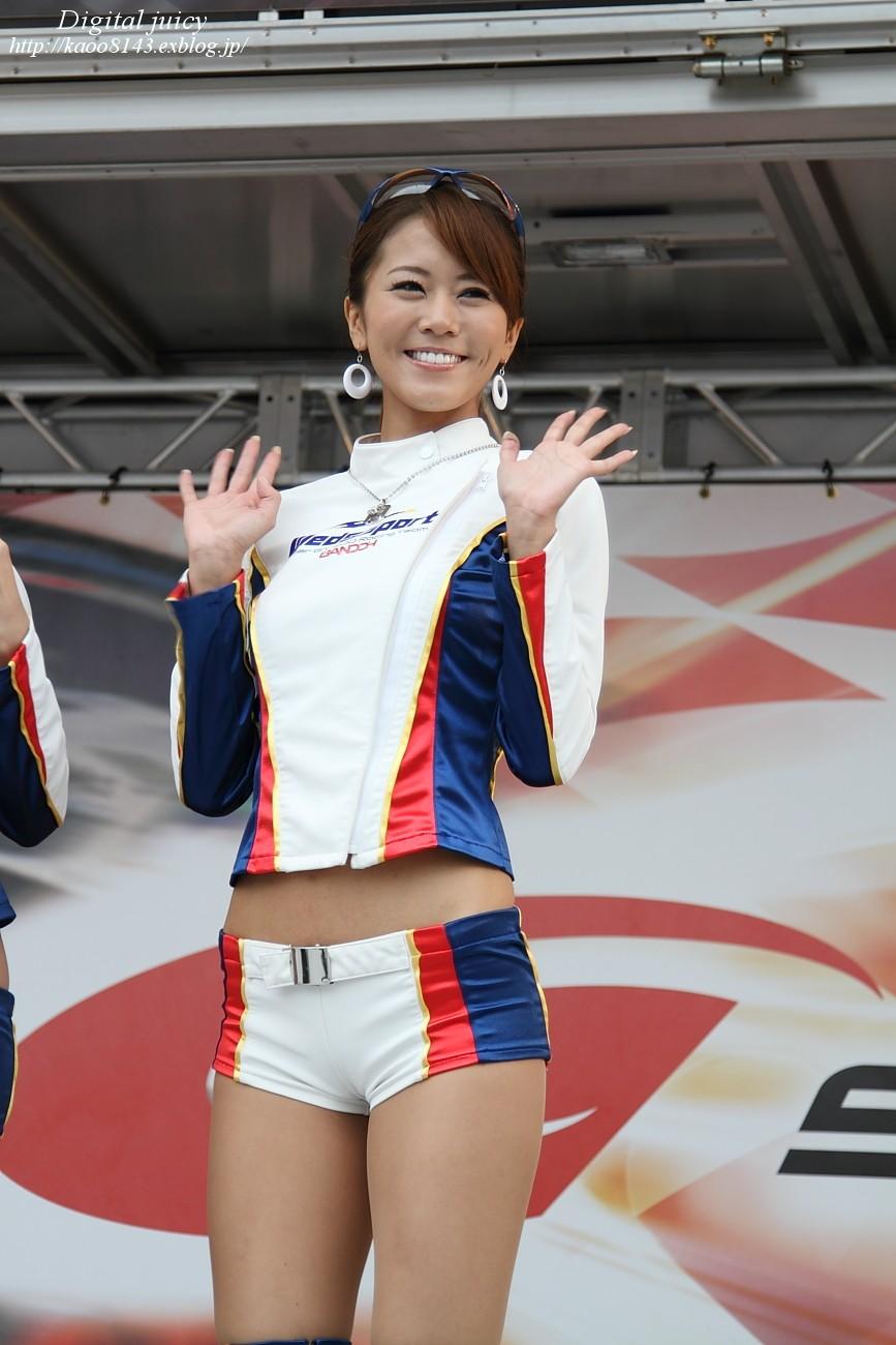 佐野真彩 さん(WedsSport Racing Gals)_c0216181_2259263.jpg