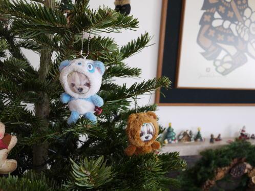 クリスマスオーナメント♪_c0090198_4383562.jpg
