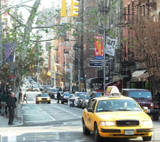 神々しさすら感じるニューヨークの冬の陽射し_b0007805_023849.jpg