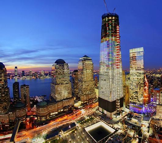 ニューヨークの新ワールド・トレード・センター80階からの景色_b0007805_13234979.jpg