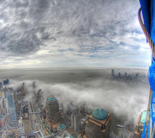 ニューヨークの新ワールド・トレード・センター80階からの景色_b0007805_13241857.jpg
