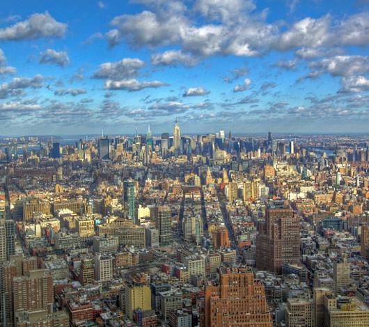 ニューヨークの新ワールド・トレード・センター80階からの景色_b0007805_13242730.jpg