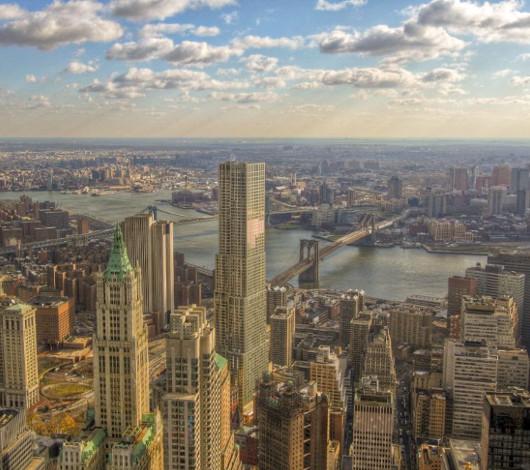ニューヨークの新ワールド・トレード・センター80階からの景色_b0007805_13243684.jpg