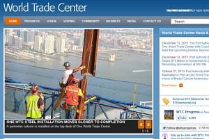 ニューヨークの新ワールド・トレード・センター80階からの景色_b0007805_1324585.jpg