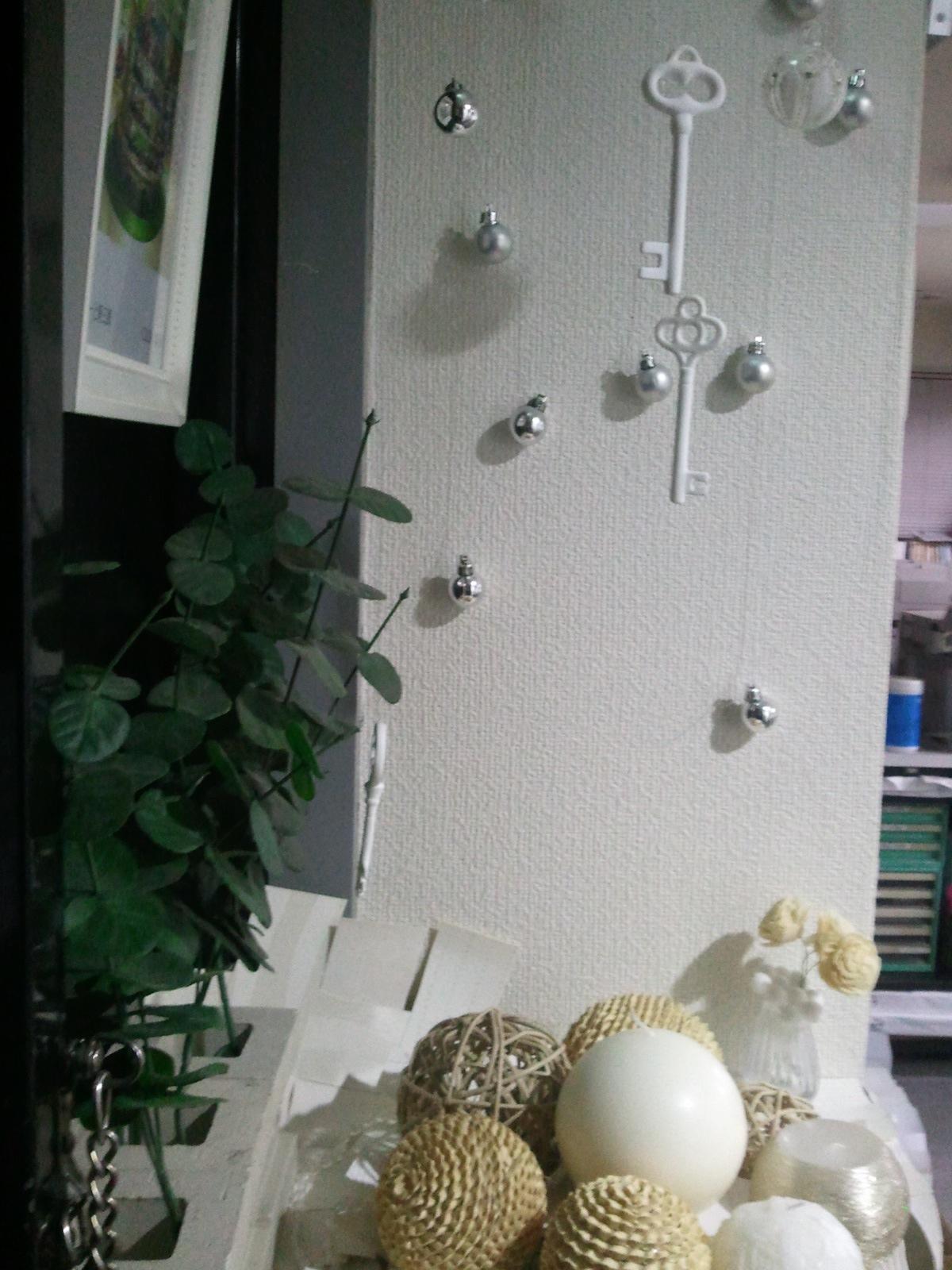 クリスマスのディスプレイ_c0173405_1141181.jpg