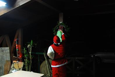 ひと足はやい クリスマスキャンプ_f0121321_10534081.jpg
