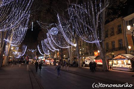 クリスマスマルシェと踏んだり蹴ったり_c0024345_21214334.jpg