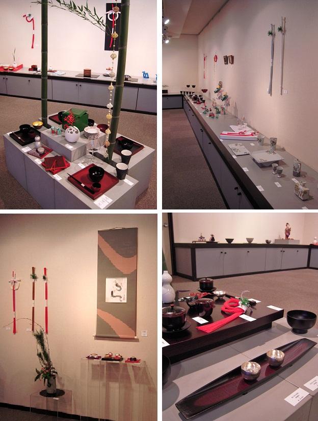 ギャラリーノア「お正月のしつらい展」 2011.12.15_c0213599_22594923.jpg