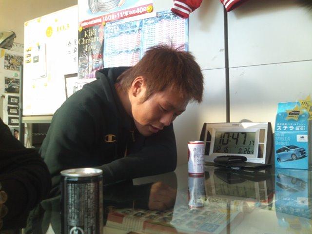 トミー ランクル札幌店(^o^)_b0127002_10481343.jpg