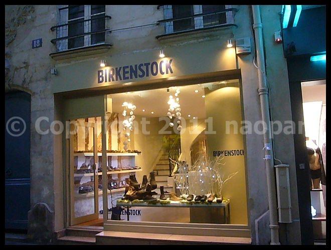 【BIRKENSTOCK】RUE DES CANETTES PARIS_a0008105_0425056.jpg