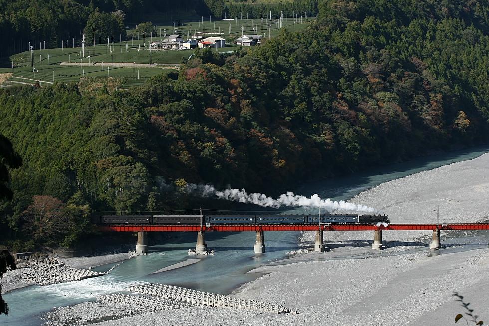 蒸気 - 2011年秋・大井川 -_b0190710_23432657.jpg