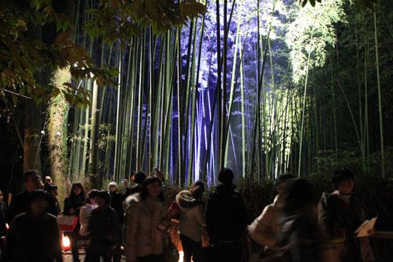 京都・嵐山花灯路ー2011_e0048413_18555233.jpg