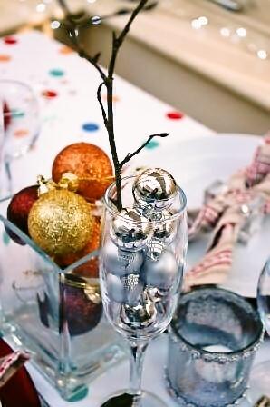 チキンにクランベリーソースとクリスマスツリーとプチパーティー_d0104926_6193211.jpg
