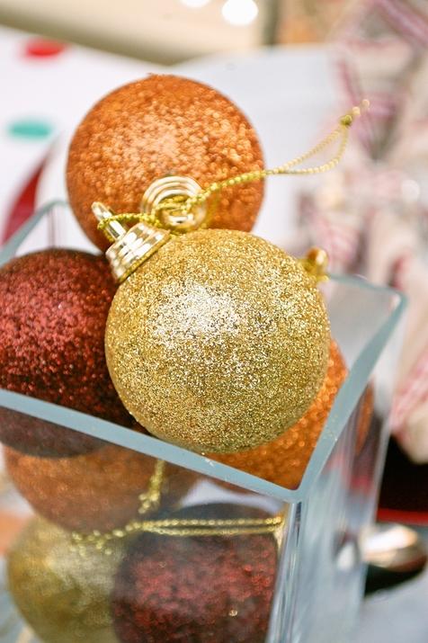 チキンにクランベリーソースとクリスマスツリーとプチパーティー_d0104926_6222131.jpg