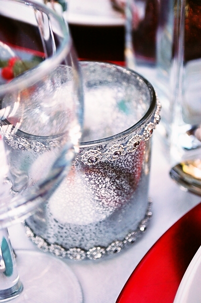 チキンにクランベリーソースとクリスマスツリーとプチパーティー_d0104926_623271.jpg
