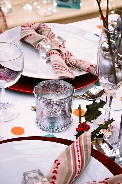 チキンにクランベリーソースとクリスマスツリーとプチパーティー_d0104926_6283278.jpg