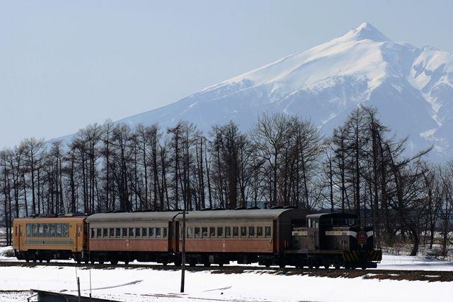 津軽鉄道 ストーブ列車_e0168232_1174836.jpg