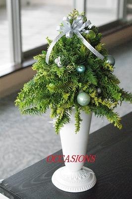 クリスマスフラワーレッスン_e0158355_12451934.jpg