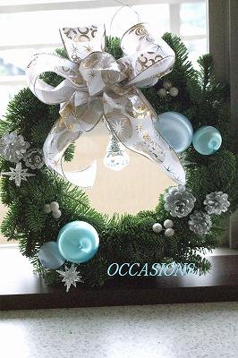 クリスマスフラワーレッスン_e0158355_12452699.jpg