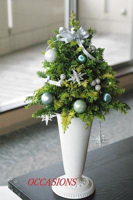 クリスマスフラワーレッスン_e0158355_1245751.jpg
