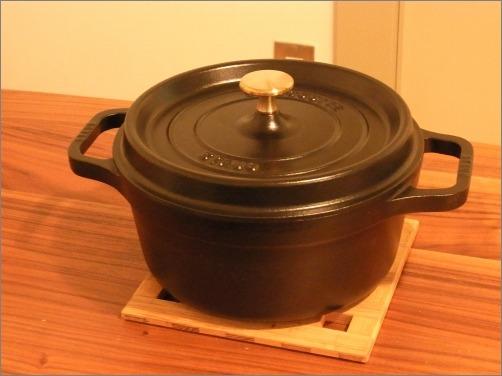 【 staubの鍋買いました 】_c0199166_92642.jpg