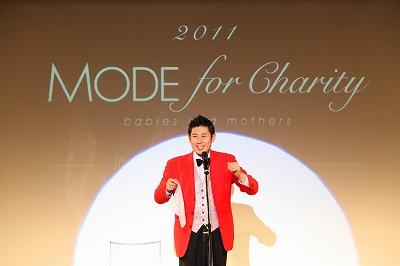 MODE for Charity 2011第一弾 トーク&ライブイベント(12/10)のご報告_c0212972_215236.jpg