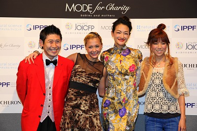 MODE for Charity 2011第一弾 トーク&ライブイベント(12/10)のご報告_c0212972_21534549.jpg