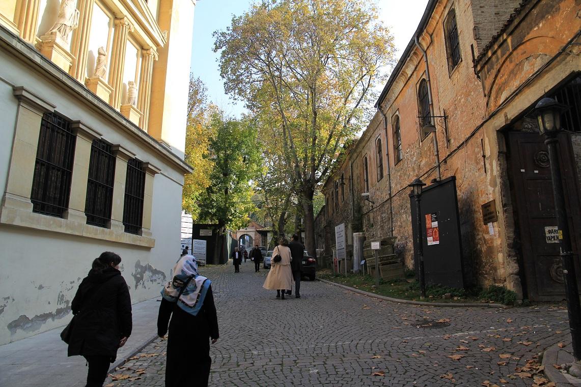 トルコ考古学博物館見学ガイダンス イスタンブール その17_a0107574_19414598.jpg