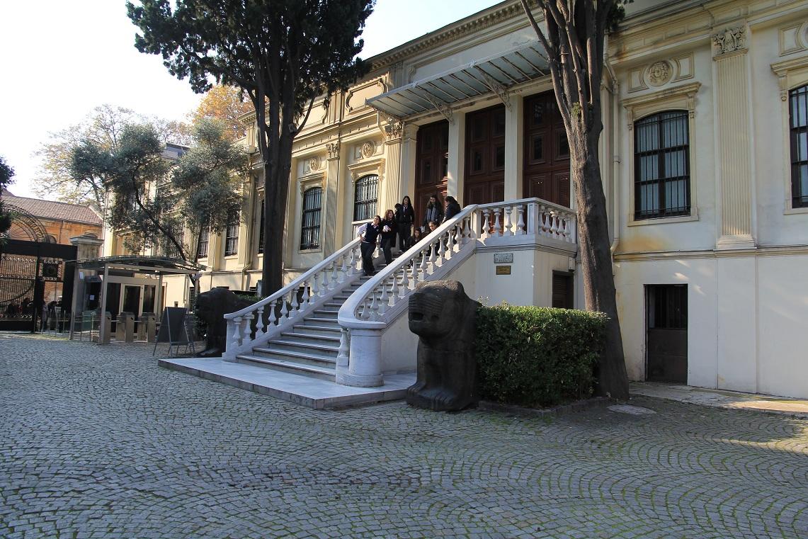 トルコ考古学博物館見学ガイダンス イスタンブール その17_a0107574_19424835.jpg