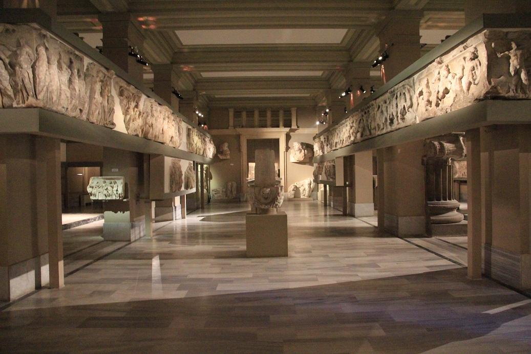 トルコ考古学博物館見学ガイダンス イスタンブール その17_a0107574_19464538.jpg