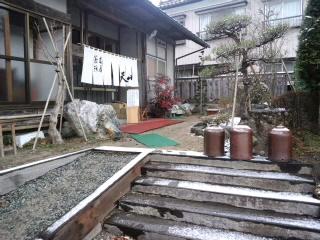 少しだけ雪が舞いました。_d0027486_19453414.jpg