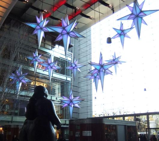 NYタイムワーナーセンターのHoliday Under the Stars_b0007805_23393748.jpg