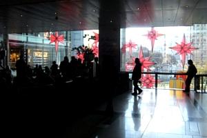 NYタイムワーナーセンターのHoliday Under the Stars_b0007805_23395559.jpg