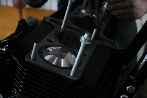 ZEPHYR1100 フルコンプリート車両製作 NO19_d0038712_1635177.jpg