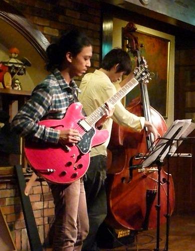 Jazzy night★_f0223914_19515481.jpg