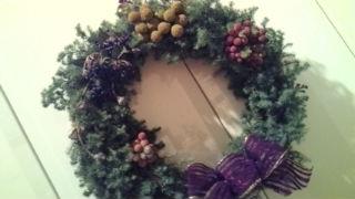 やっと我家もクリスマス_d0049817_2312114.jpg