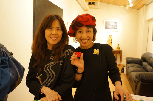 Gallery RokujianとKCCオープニングパーティOPENING PARTY_e0247444_2593751.jpg